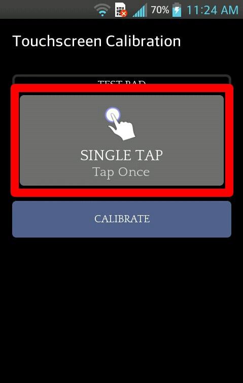 «calibrate»